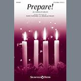 Diane Hannibal & Douglas Nolan Prepare! (An Anthem For Advent) Sheet Music and Printable PDF Score | SKU 445689