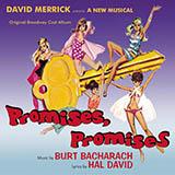 Bacharach & David Promises, Promises Sheet Music and Printable PDF Score | SKU 15460