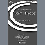 David Brunner Psalm Of Praise Sheet Music and Printable PDF Score | SKU 70462