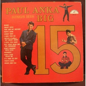 Paul Anka image and pictorial