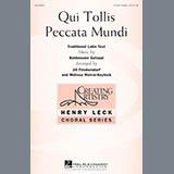 Melissa Malvar-Keylock Qui Tollis Peccata Mundi Sheet Music and Printable PDF Score | SKU 162466