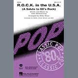 Kirby Shaw R.O.C.K. In The U.S.A. (A Salute To 60's Rock) Sheet Music and Printable PDF Score | SKU 151386