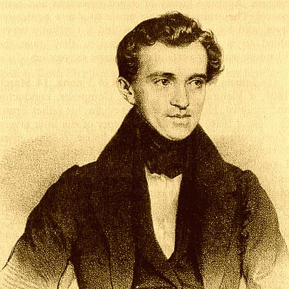 Johann Strauss I image and pictorial