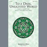 Randy Cox To A Dark Unlighted World Sheet Music and Printable PDF Score | SKU 289932