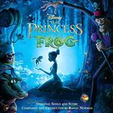 Randy Newman Almost There (from The Princess and the Frog) Sheet Music and Printable PDF Score | SKU 122559