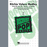 Randy Pagel Ritchie Valens Medley Sheet Music and Printable PDF Score   SKU 283986