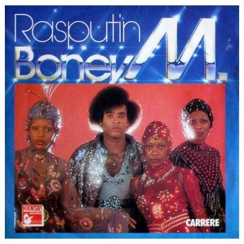 Boney M image and pictorial