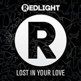 Download or print Redlight Lost In Your Love Digital Sheet Music Notes and Chords - Printable PDF Score