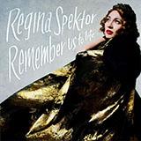 Download or print Regina Spektor Bleeding Heart Digital Sheet Music Notes and Chords - Printable PDF Score