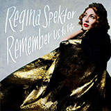 Download or print Regina Spektor Sellers Of Flowers Digital Sheet Music Notes and Chords - Printable PDF Score