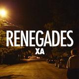 X Ambassadors Renegades Sheet Music and Printable PDF Score   SKU 162476