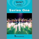 Aretha Franklin Respect (arr. Michael Oare) - Eb Baritone Sax Sheet Music and Printable PDF Score | SKU 416871