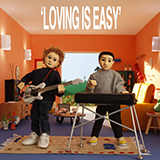 Download or print Rex Orange County Loving Is Easy (feat. Benny Sings) Digital Sheet Music Notes and Chords - Printable PDF Score