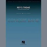 John Williams Rey's Theme (from Star Wars: The Force Awakens) - Bb Trumpet 2 (sub. C Tpt. 2) Sheet Music and Printable PDF Score   SKU 407937