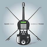 Black Violin Rhapsody Sheet Music and Printable PDF Score   SKU 250756
