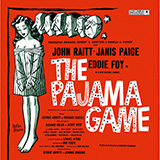Richard Adler Hey There (from The Pajama Game) Sheet Music and Printable PDF Score | SKU 443030