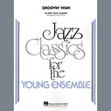 Rick Stitzel Groovin' High - Alto Sax 2 Sheet Music and Printable PDF Score   SKU 280085
