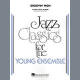 Rick Stitzel Groovin' High - Baritone Sax Sheet Music and Printable PDF Score   SKU 280088