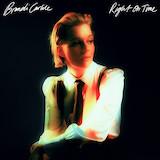 Brandi Carlile Right On Time Sheet Music and Printable PDF Score | SKU 499187