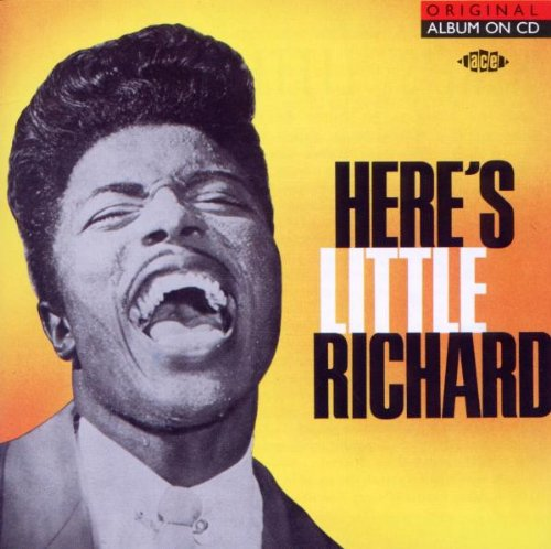Little Richard image and pictorial