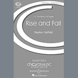 Stephen Hatfield Rise And Fall Sheet Music and Printable PDF Score | SKU 99776