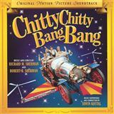 Download or print Robert B. Sherman Chitty Chitty Bang Bang Digital Sheet Music Notes and Chords - Printable PDF Score
