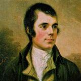 Robert Burns Comin' Through The Rye Sheet Music and Printable PDF Score   SKU 181577