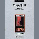 Robert Longfield An English Ode (Come, Ye Sons of Art) - Violin 1 Sheet Music and Printable PDF Score | SKU 346406