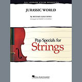 Robert Longfield Jurassic World - Piano Sheet Music and Printable PDF Score   SKU 367487