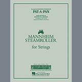Robert Longfield Pat-A-Pan - Violin 1 Sheet Music and Printable PDF Score | SKU 282977