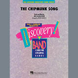 Robert Longfield The Chipmunk Song - Bb Bass Clarinet Sheet Music and Printable PDF Score | SKU 279522
