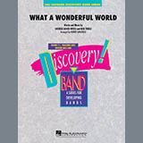Download Robert Longfield 'What A Wonderful World - Timpani' Digital Sheet Music Notes & Chords and start playing in minutes