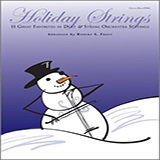 Robert S. Frost Holiday Strings - Cello/Bass Sheet Music and Printable PDF Score | SKU 124926