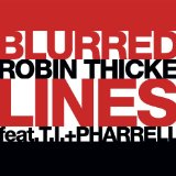 Download Robin Thicke 'Blurred Lines' Digital Sheet Music Notes & Chords and start playing in minutes
