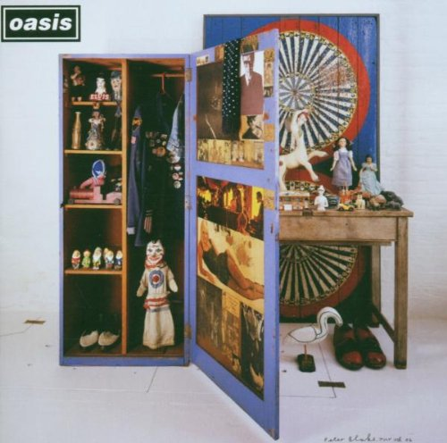 Oasis image and pictorial