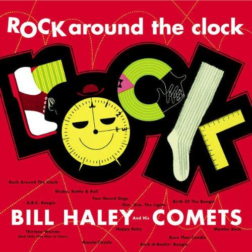 Bill Haley & His Comets image and pictorial