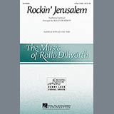 African-American Spiritual Rockin' Jerusalem (arr. Rollo Dilworth) Sheet Music and Printable PDF Score | SKU 161618