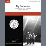 Rodgers & Hart My Romance (arr. Burt Szabo) Sheet Music and Printable PDF Score | SKU 407085