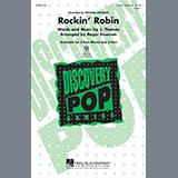Roger Emerson Rockin' Robin Sheet Music and Printable PDF Score   SKU 283637
