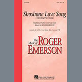 Roger Emerson Shoshone Love Song (The Heart's Friend) Sheet Music and Printable PDF Score | SKU 438946