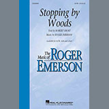 Download or print Roger Emerson Stopping By Woods Digital Sheet Music Notes and Chords - Printable PDF Score