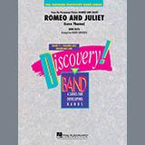 Robert Longfield Romeo and Juliet (Love Theme) - Trombone/Baritone B.C. Sheet Music and Printable PDF Score | SKU 353012