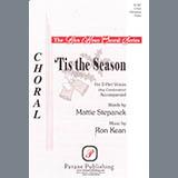 Ron Kean 'Tis The Season Sheet Music and Printable PDF Score | SKU 423717