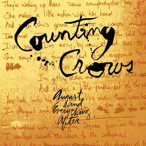 Counting Crows image and pictorial