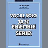 Mark Taylor Route 66 (Key: F) - Trumpet 2 Sheet Music and Printable PDF Score | SKU 352119