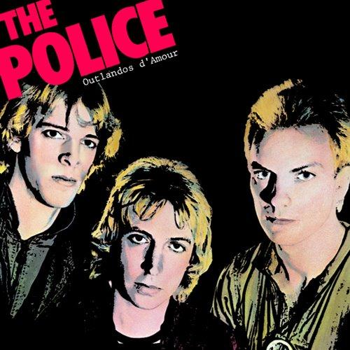 The Police image and pictorial
