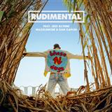 Rudimental These Days (feat. Jess Glynne, Macklemore & Dan Caplen) Sheet Music and Printable PDF Score | SKU 125533