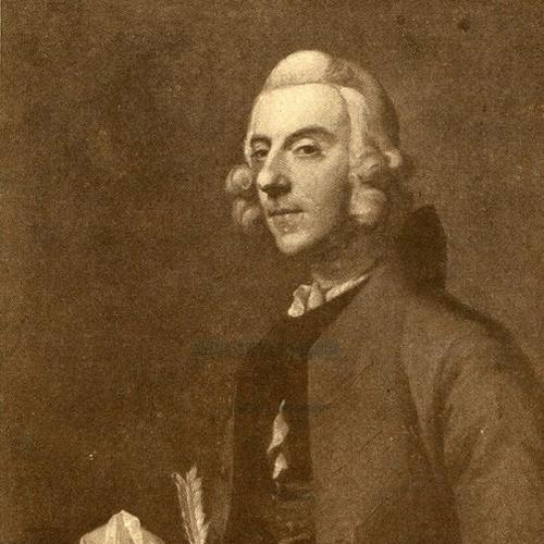 Thomas Arne image and pictorial