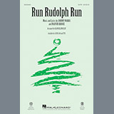 Alan Billingsley Run Rudolph Run Sheet Music and Printable PDF Score | SKU 188354