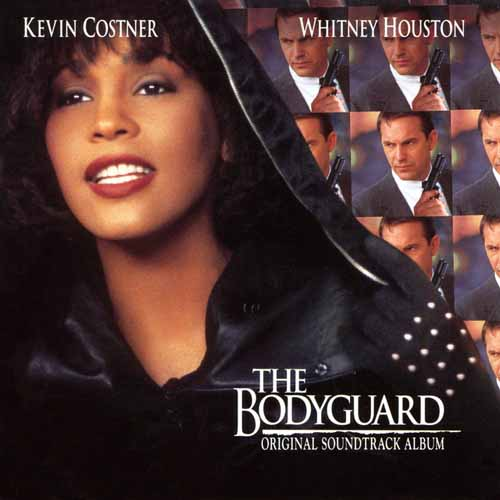 Whitney Houston image and pictorial